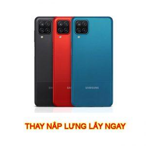 Thay nắp lưng Samsung A11 | A12 chính hãng zin mới hàng chuẩn lấy ngay giá rẻ ở hà nội tphcm