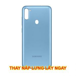 Thay nắp lưng Samsung M11 chính hãng mới zin lấy ngay giá rẻ