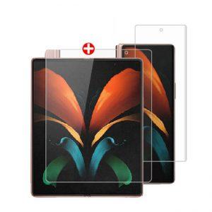 Dán PPF full màn hình Galaxy Z Fold 3 Plus 5G Rock Space chính hãng chống xước tốt nhất xịn giá rẻ ở hà nội tphcm